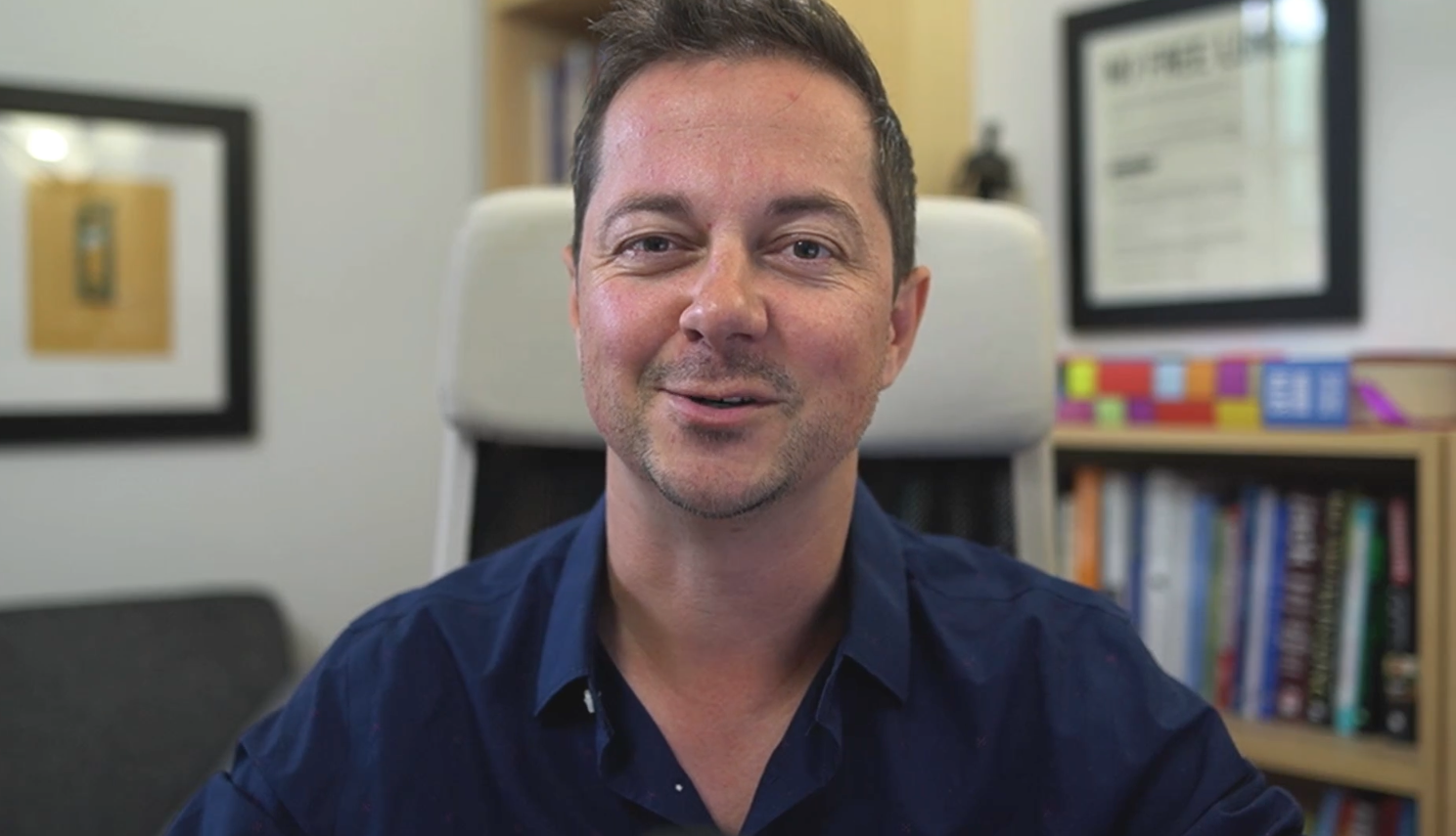 A video message from our Founder, Chris Taylor