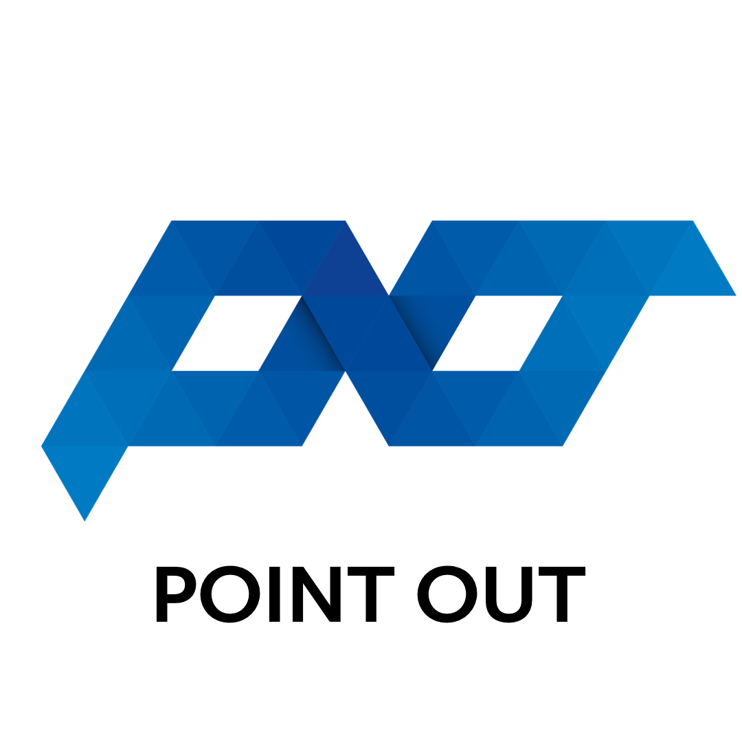 POINT OUT