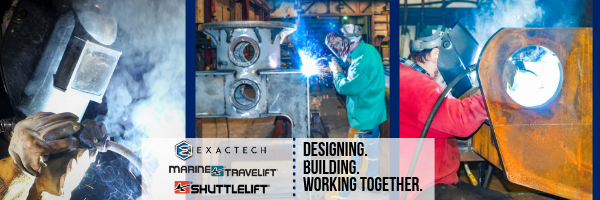 ExacTech in Sturgeon Bay Hiring Welders